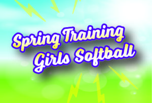 Softball Spring Training