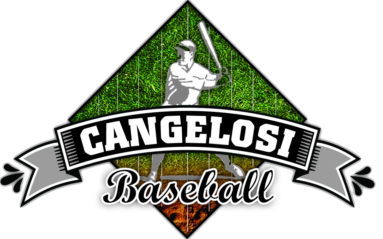 Cangelosi with noticable white baseball copy