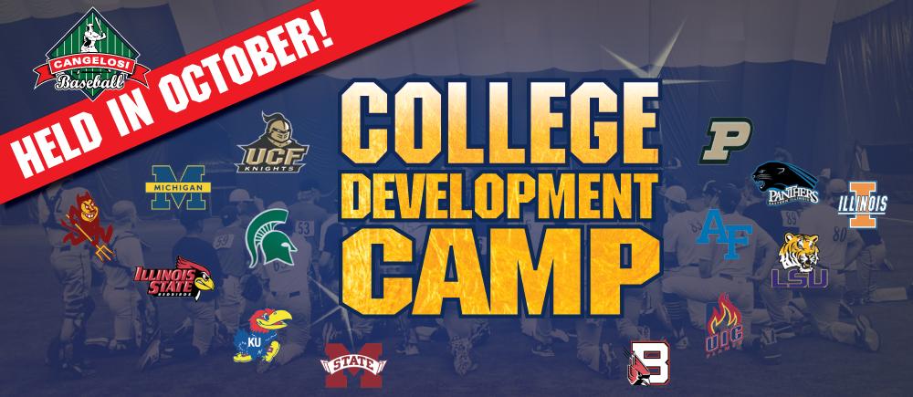 College Development Camp